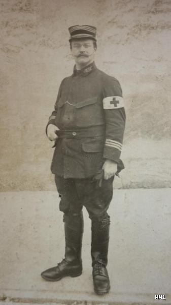 Silhouette Armée Britannique Soldat en patrouille ~ debout environ 13 cm de hauteur
