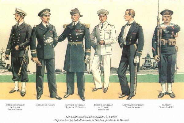 uniforme de marin rglementation - Teamdemisecom