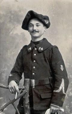 uniforme du soldat allemand 39
