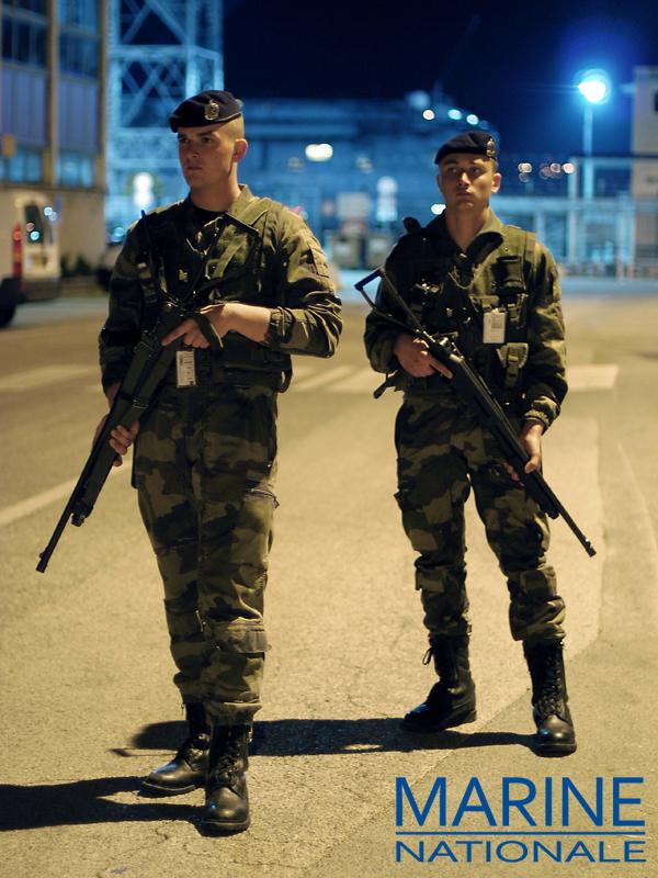 Les fusillers de l'air ? - BAFSI - Forum Militaire