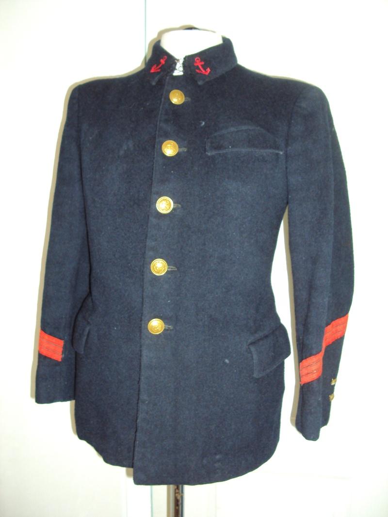 Uniforme habillement et tenue de la marine nationale
