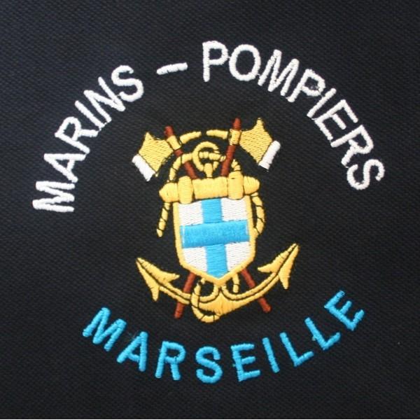 polo-marins-pompiers-de-marseille-manche
