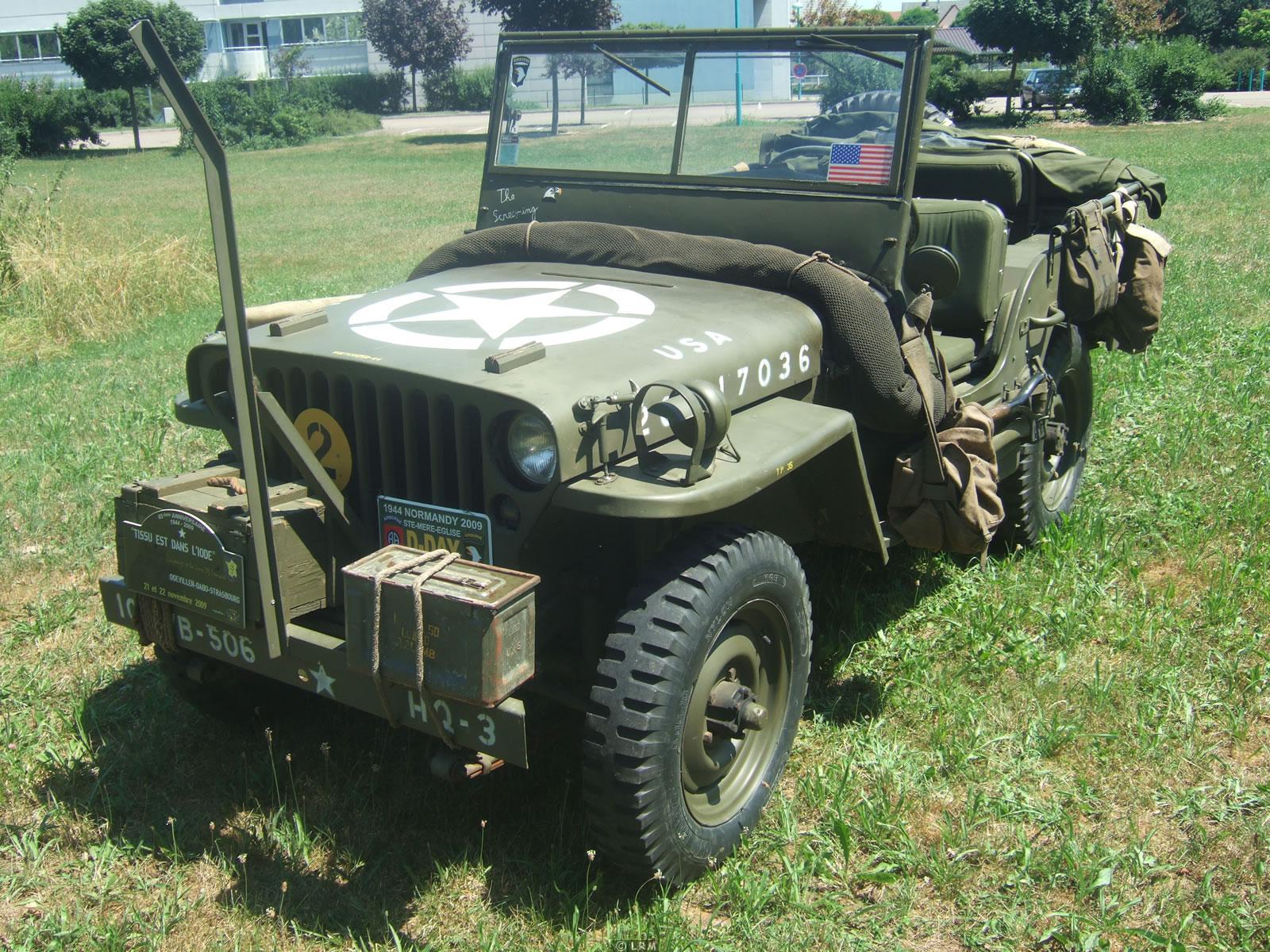 la jeep willys hotchkiss de la ww2 dans tous ses tats histoire forum militaire. Black Bedroom Furniture Sets. Home Design Ideas