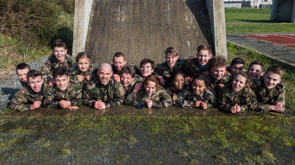 Stage D Entreprise Classe De 3eme En Milieu Militaire